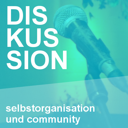 Selbstorganisation und Community