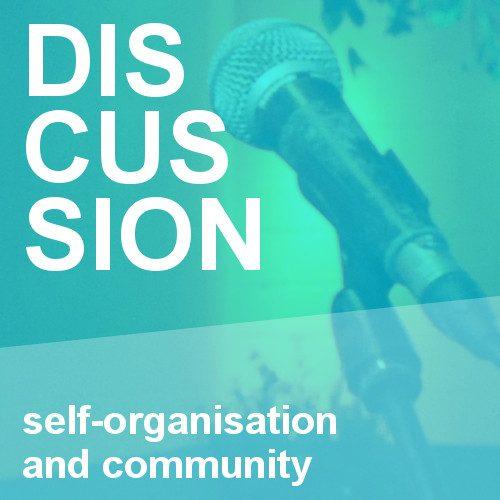 Self-organisation and community
