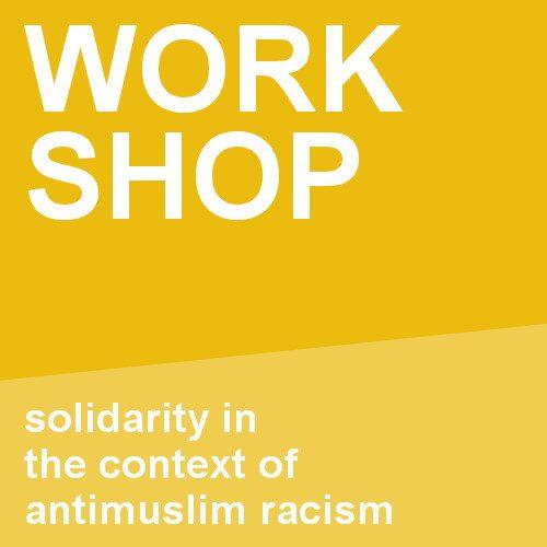 Solidarity in the context of antimuslim racism